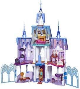 Château de la reine des neiges 2