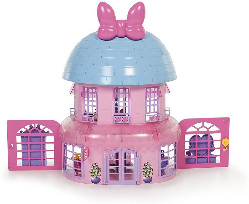 Cette maison est celle de Minnie.