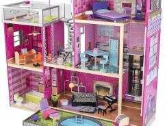Maison de poupées en bois Uptown