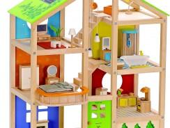 Maison de poupées en bois Hape